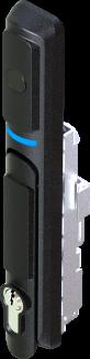 mechanical key + remote control+ fingerprint