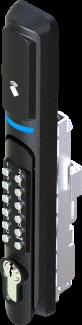 mechanical key + remote control + keypad password + IC Card + Temp & Humidity sensor